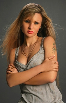 Oksana from Dnepropetrovsk